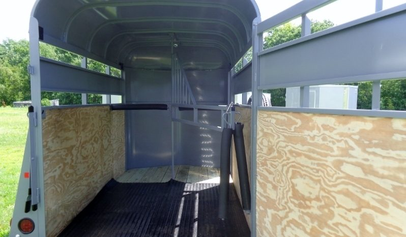 2020 Valley Extra Tall 11′ Stock Combo Trailer full