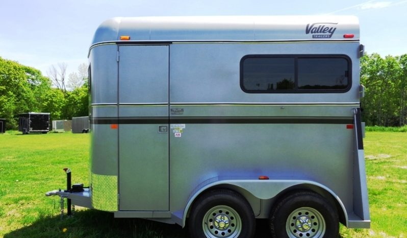 2019 Valley Enclosed 2 Horse Trailer full