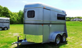 2020 Valley Enclosed 2 Horse Trailer full