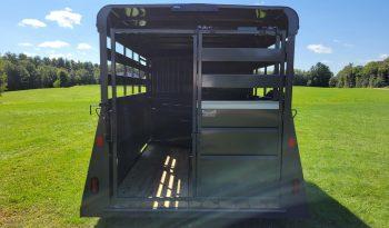 2022 Valley 2 Horse Slant Load 7′ full