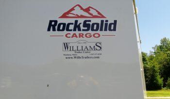 2021 Rock Solid 8.5×18 Cargo Trailer full