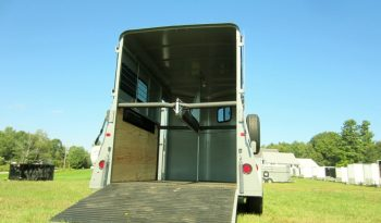 2019 Valley Extra Tall Enclosed 2 Horse Trailer full