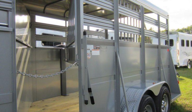 2020 Valley 3 Horse Slant Load full