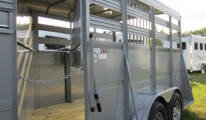 2020 Valley 3 Horse Extra Wide Slant Load full