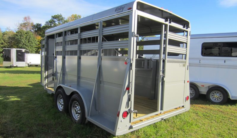 2019 Valley 3 Horse Extra Wide Slant Load full
