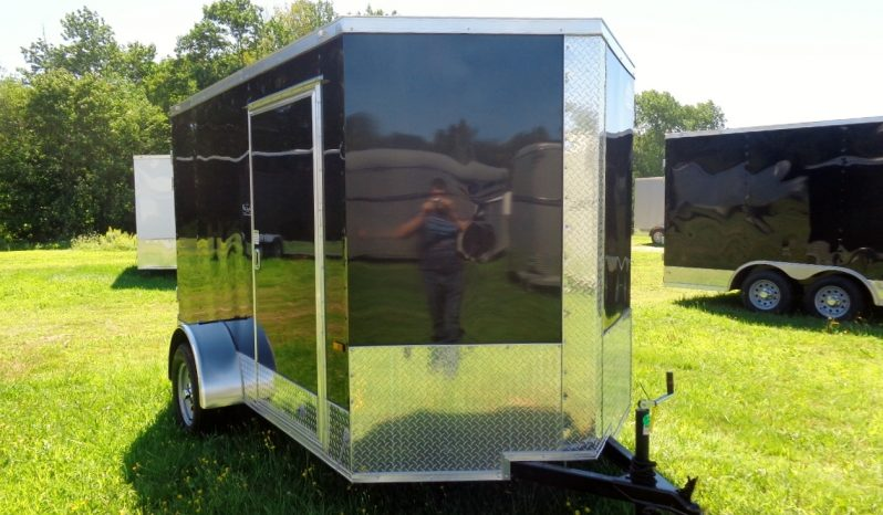 2019 Rock Solid 6×10 Cargo Trailer full