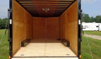 2022 Rock Solid 8.5×20 Cargo Trailer 7′ Tall full