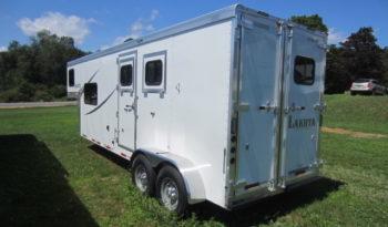 2022 Lakota Colt 2 Horse Living Quarters full