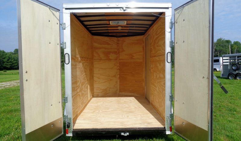 2019 Rock Solid 6×10 Cargo Trailer w/ Extra Height full