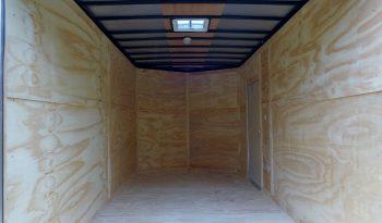 2022 Rock Solid 7×14 Cargo Trailer 7′ Tall full