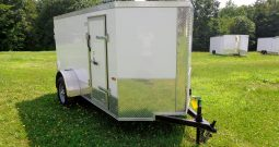2018 Rock Solid 5×10 Cargo Trailer w/FREE Spare Tire