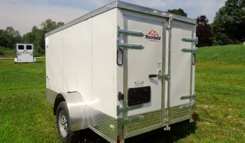 2019 Rock Solid 5×10 Cargo Trailer full