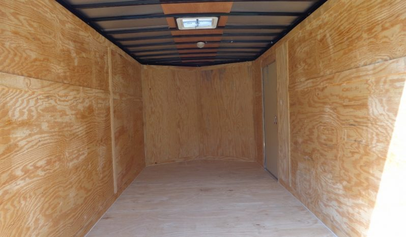 2022 Rock Solid 7×14 Cargo Trailer w/7′ Interior Height full