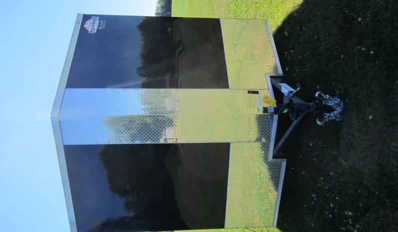 2022 Rock Solid 8.5×14 Cargo Trailer 7′ Interior Height full