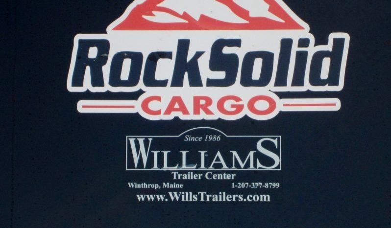 2022 Rock Solid 6×12 Cargo Trailer full