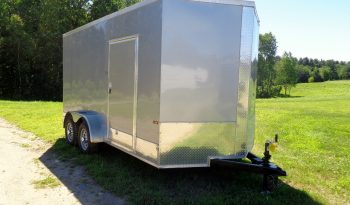 2018 Rock Solid 7×14 Cargo Trailer w/Extra Height & FREE Spare Tire