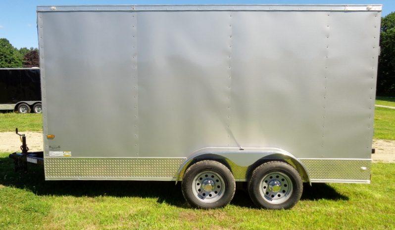 2020 Rock Solid 7×14 Cargo Trailer 7′ Tall full