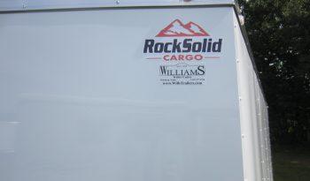 2022 Rock Solid 8.5×16 Cargo Trailer full