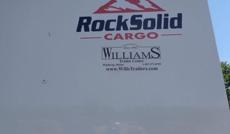 2022 Rock Solid 8.5×20 Cargo Trailer VE full
