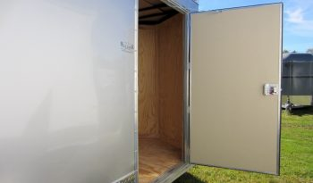 2019 Rock Solid 6×12 Cargo Trailer w/Extra Height full
