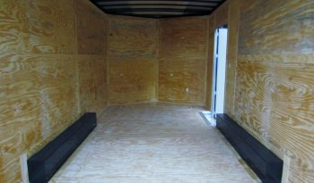2022 Rock Solid 8.5×14 Cargo Trailer w/7'6″ Interior Height full