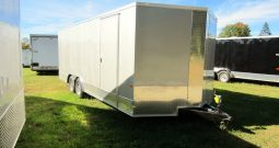 2019 Rock Solid 8.5×20 Cargo Trailer w/Extra Height