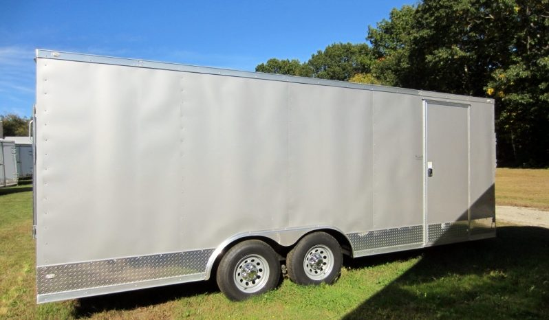 2019 Rock Solid 8.5×20 Cargo Trailer w/Extra Height full