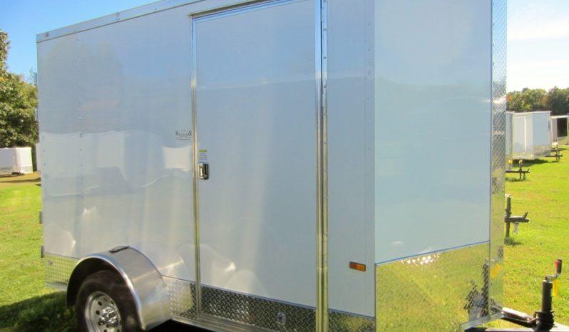 2022 Rock Solid 6×10 Cargo Trailer w/7′ Interior Height full