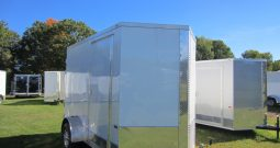 2018 Rock Solid 6×10 Cargo Trailer w/ Extra Height & FREE Spare Tire