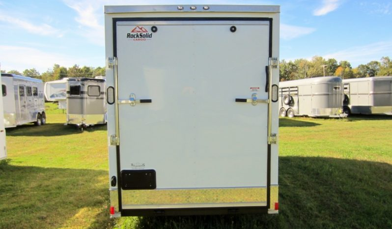 2019 Rock Solid 6×12 Cargo Trailer full
