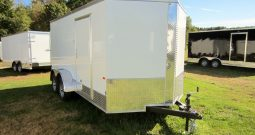 2019 Rock Solid 7×14 Extra Tall Cargo Trailer
