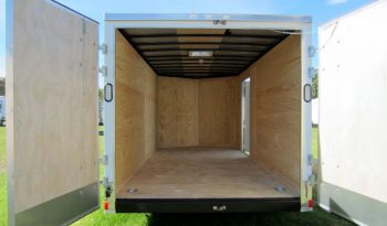 2019 Rock Solid 7×14 Extra Tall Cargo Trailer full