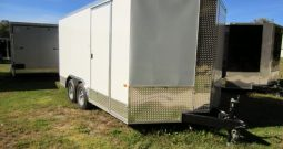 2019 Rock Solid 8.5×14 Cargo Trailer w/ Extra Height