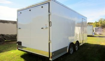 2019 Rock Solid 8.5×18 Cargo Trailer w/Extra Height full
