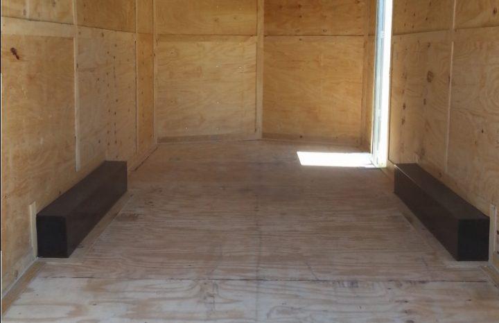 2022 Rock Solid 8.5×20 Cargo Trailer 7'6″ Interior Height full