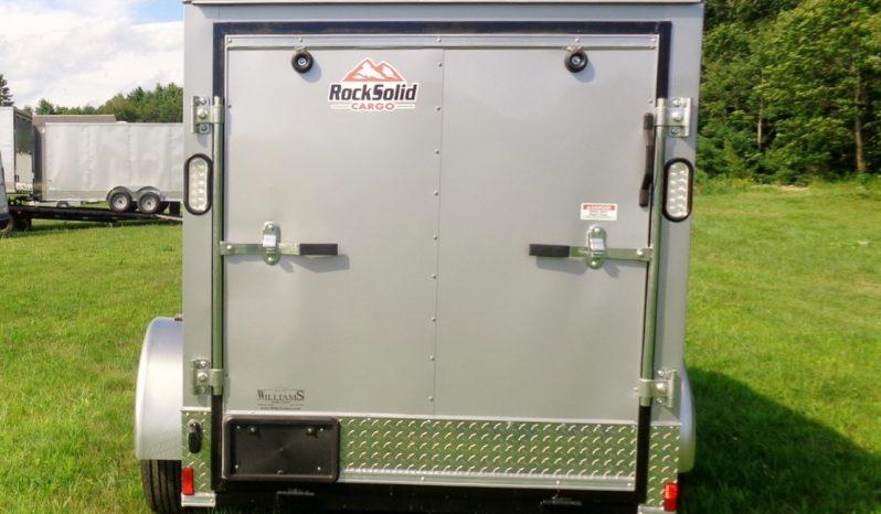 2021 Rock Solid 5×8 Cargo Trailer full