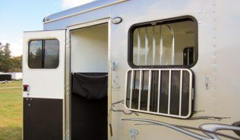 2020 Homesteader 2 Horse Trailer (Draft Size) full