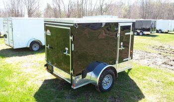 2020 Rock Solid 5×8 Cargo Trailer full