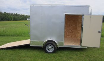 2019 Rock Solid 6×10 Cargo Trailer w/Extra Height full