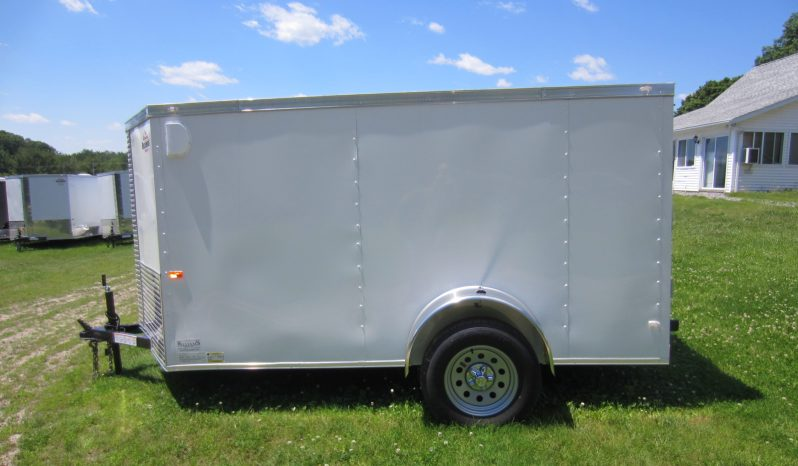 2020 Rock Solid 5×10 Cargo Trailer full