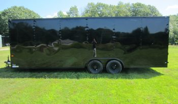 2022 Rock Solid 8.5×24 Cargo Trailer w/7'0″ Interior Height full