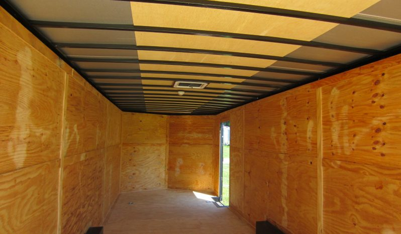 2020 Rock Solid 8.5×24 Cargo Trailer w/7'0″ Interior Height full