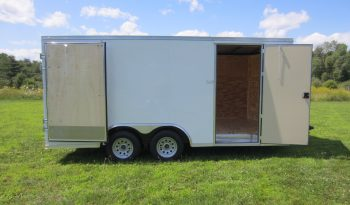 2020 Rock Solid 8.5×16 Cargo Trailer – VE full