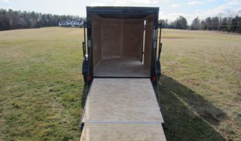 2021 Rock Solid 5×8 Cargo Trailer full
