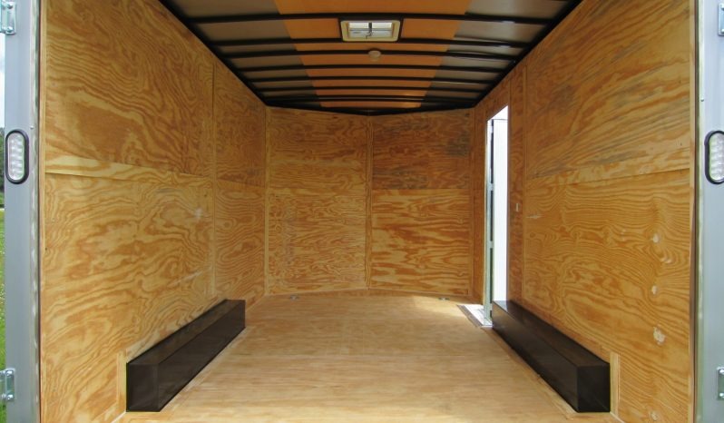 2021 Rock Solid 8.5×14 Cargo Trailer 7'6″ Interior Height full