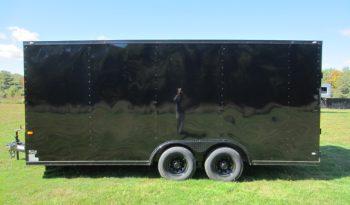 2022 Rock Solid 8.5×18 Cargo Trailer 7′ Tall full