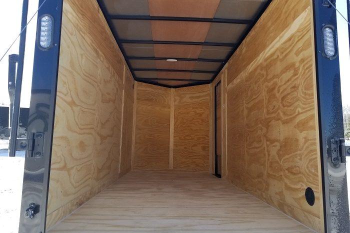 2022 Rock Solid 5×12 Cargo Trailer 5'6″ Tall full