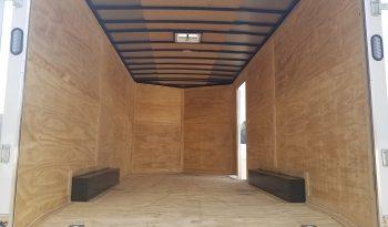 2022 Rock Solid 8.5×18 Cargo Trailer 7'6″ Tall full