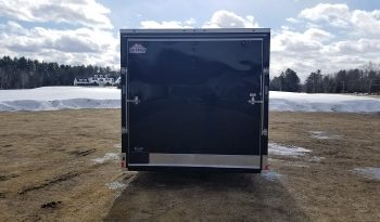 2022 Rock Solid 8.5×20 Cargo Trailer 7'6″ Interior Height w/Extra Side Door full