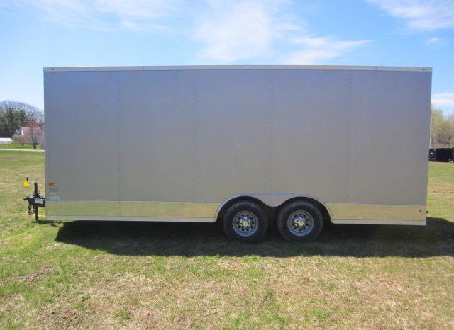2022 Rock Solid 8.5×20 Cargo Trailer 7'6″ Tall full